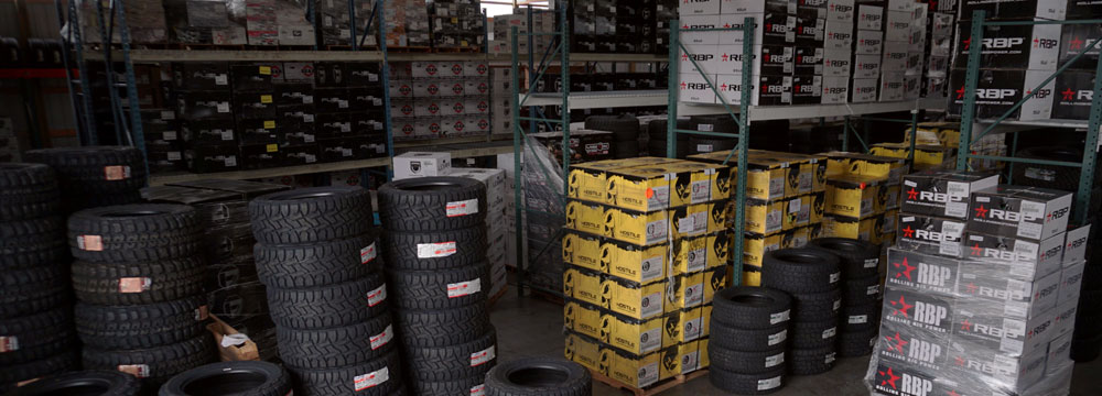 Extreme Customs Warehouse
