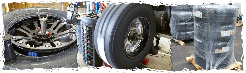 Wheel And Tire Packages At Extreme Customs