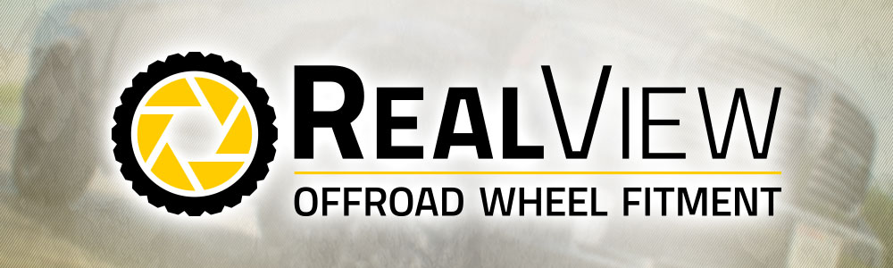 RealView Offroad Wheel Fitment Gallery
