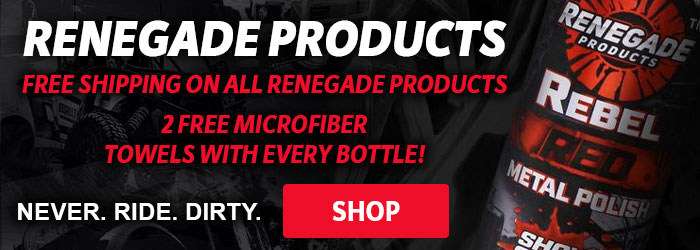 Renegade Products Now In Stock