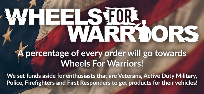 Wheels For Warriors