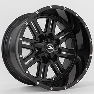 American Offroad A106 Black
