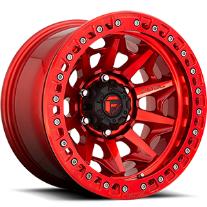 Fuel D113 Covert Red