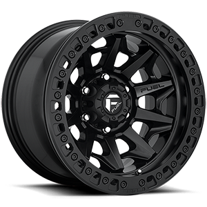 Fuel Covert D114 Black