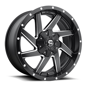 Fuel Renegade D594 Black