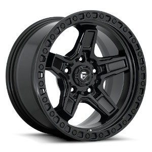 Fuel Kicker D697 Black