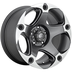 Fuel Menace D684 Gunmetal