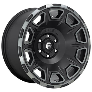 Fuel Vengeance D686 Black