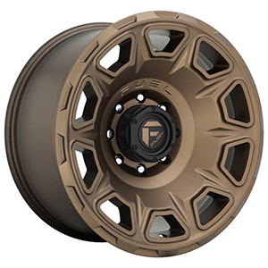 Fuel Vengeance D687 Bronze
