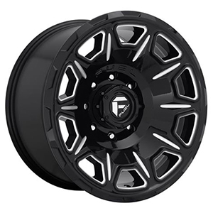 Fuel Vengeance D688 Black