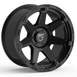 Gear Offroad Barricade 753 Satin Black
