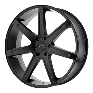 KMC KM700 Revert Satin Black