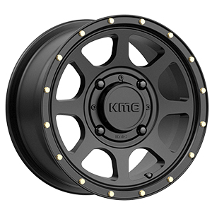 KMC KS134 Addict 2 Satin Black
