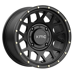 KMC KS135 Grenade Satin Black