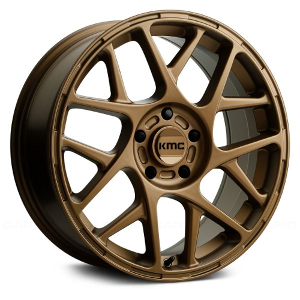 KMC KM708 Bully Matte Bronze