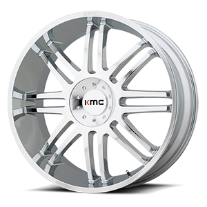 KMC KM714 Regulator Chrome