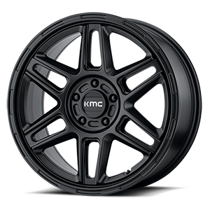 KMC KM716 Nomad Satin Black