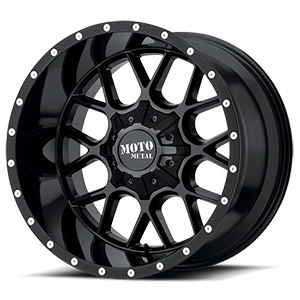 Moto Metal MO986 Gloss Black