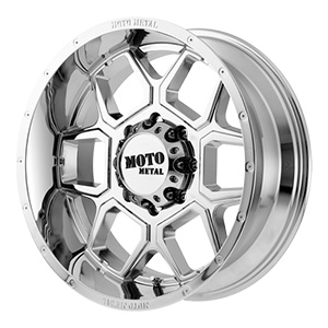 Moto Metal MO981 Chrome