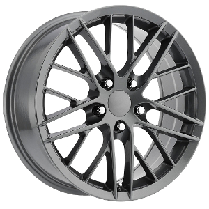 OE Performance 121 Gunmetal