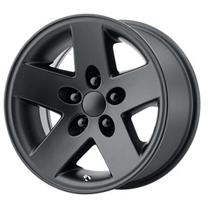 OE Performance 185 Matte Black