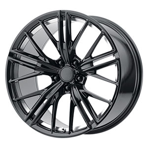 OE Performance 194 Black Machined