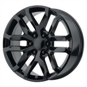 OE Performance 196 Satin Black