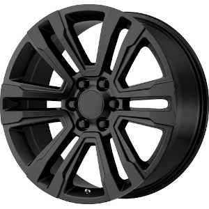 OE Performance PR182 Satin Black