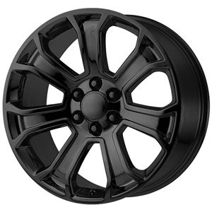 OE Performance PR166 Gloss Black