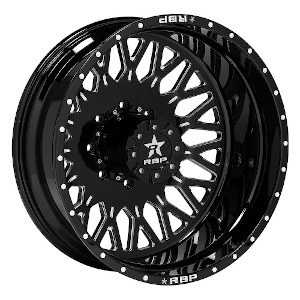 Rolling Big Power 11RO Tycoon Black Machined Grooves