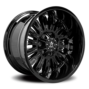 Rolling Big Power 76R Roulette Gloss Black