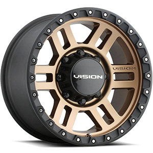 Vision Off-Road MANX2 Bronze