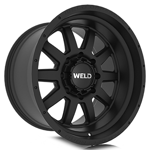 Weld Off-Road Stealth W101 Satin Black