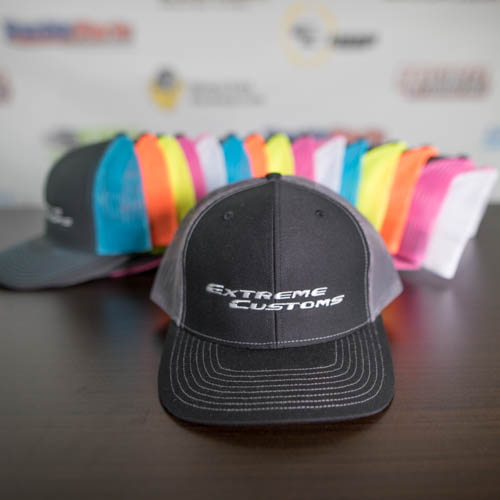 Extreme Customs Snapback Hat