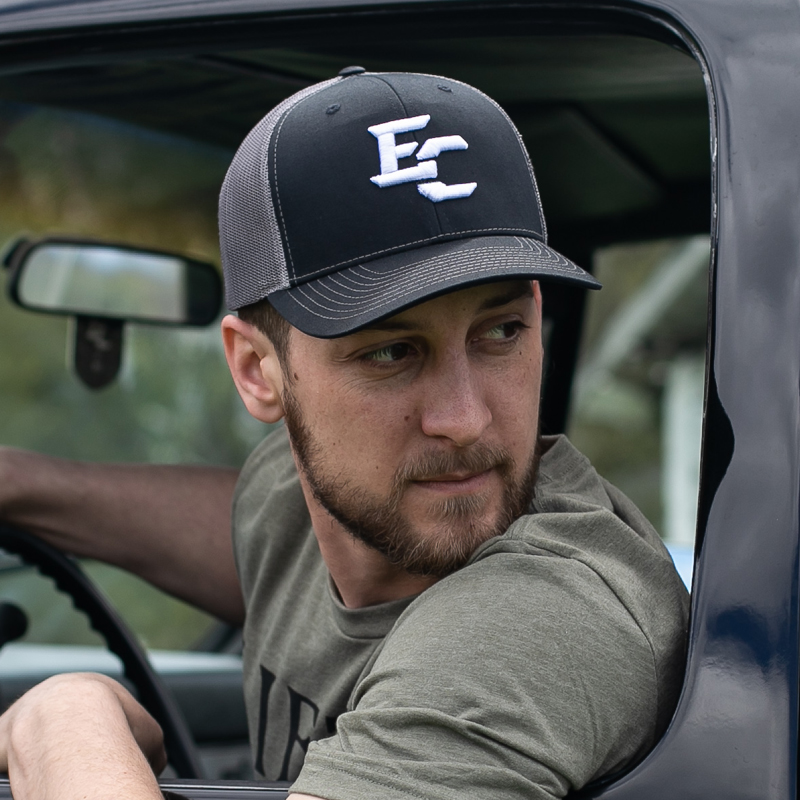 EC Black/Grey Snapback