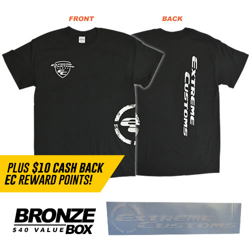 EC Bronze Box + You Get $10 EC Cash Back!