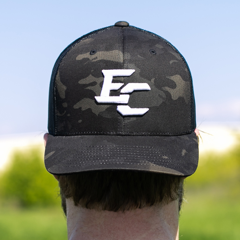 EC Multicam Trucker Hat