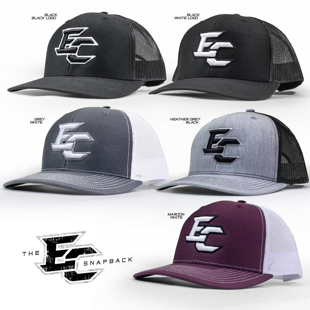 EC New Snapback Hat