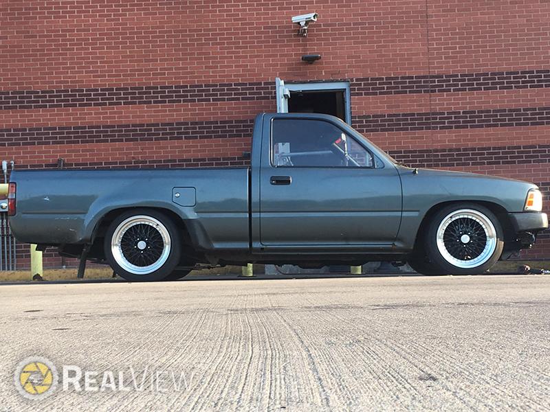 1993 toyota pickup 225 45zr17 hankook tires - 1993 toyota pickup interior parts ...