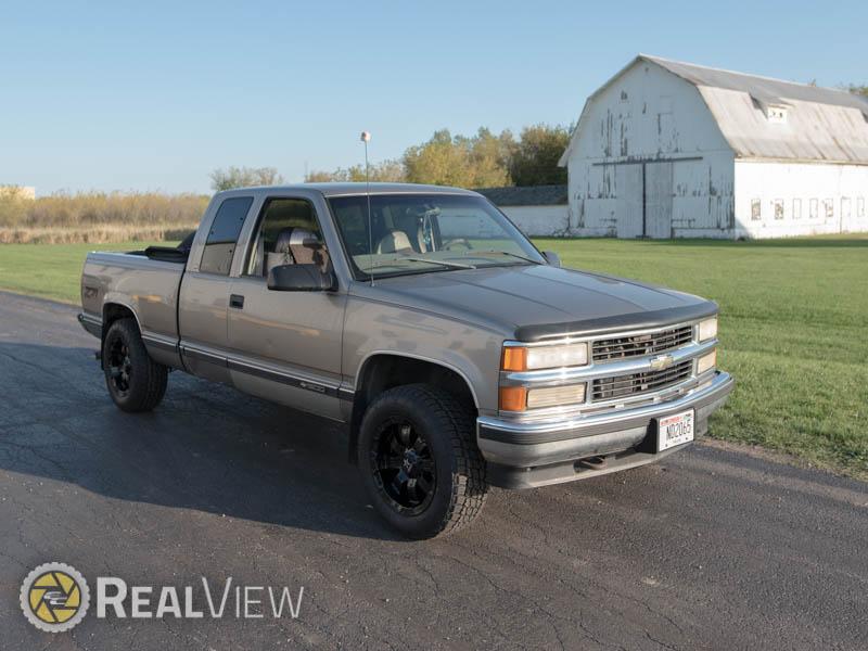1998 Chevrolet C1500 - 18x9 RBP Wheels 265/60R18 Nitto Tires