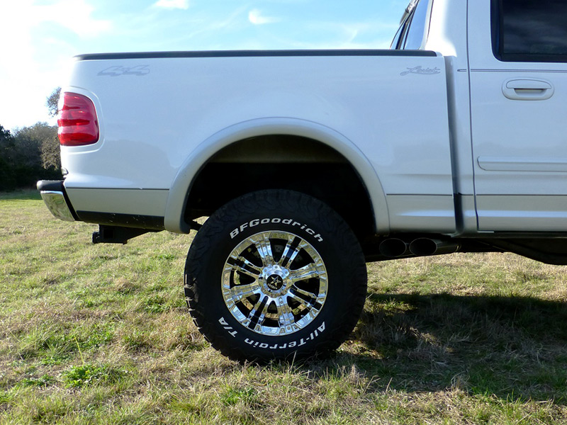 Bfgoodrich All Terrain Ta Ko2 Price >> 2001 Ford F-150 with 18x9 RBP 35x12.5R18 BFGoodrich