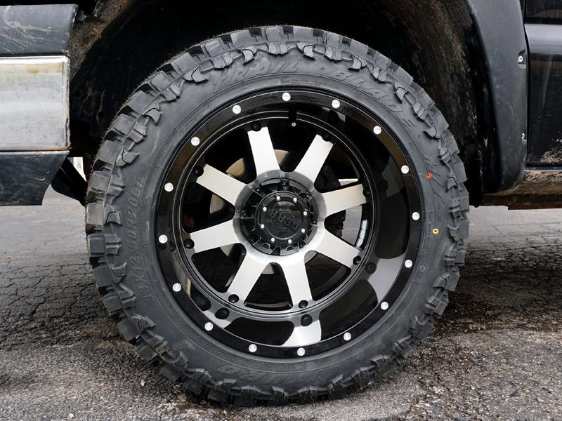 2004 Chevrolet Silverado 1500 - 20x12 Gear Alloy Wheels ...