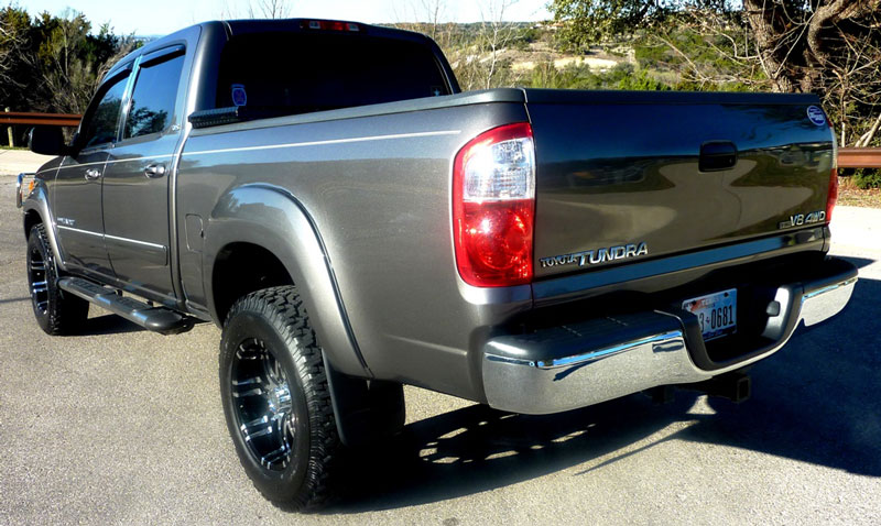 Toyota Tundra With Inch Lift Eagle Alloy B X By Offset Wheels Bfgoodrich Ta Ko Tires Pic on 2 Inch Body Lift Toyota Pickup