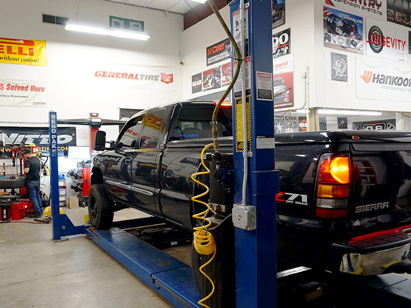 2005 GMC Sierra 1500 - Rough Country 6-inch Non-Torsion ...