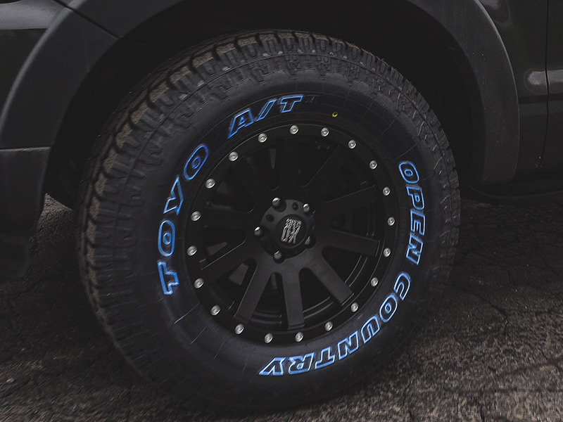 Ford Explorer Sport For Sale >> 2007 Ford Explorer - 16x8 XD Series Wheels 265/70R16 Toyo ...