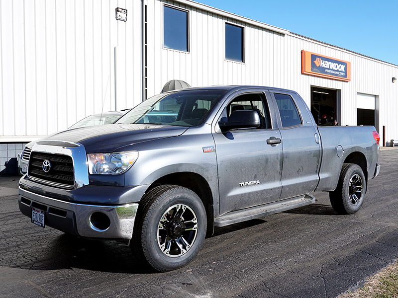 Toyota Build And Price >> 2007 Toyota Tundra 18x9 Ultra Toyo LT275/65R18