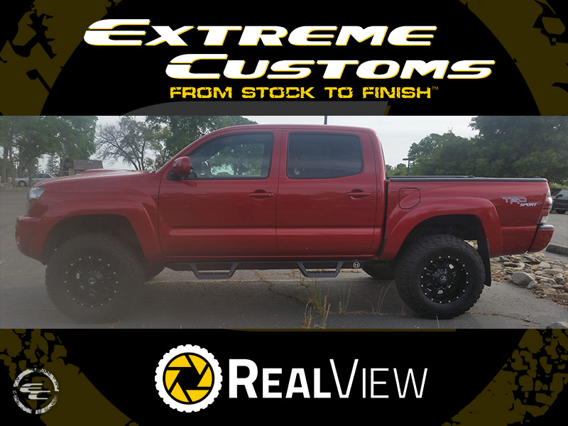 285 75R17 In Inches >> 2009 Toyota Tacoma 17x9 TIS