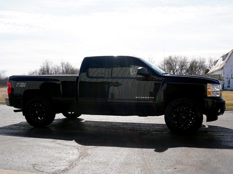 6 Inch Lift Kit For Chevy Silverado 1500 >> 2010 Chevrolet Silverado 1500 - 18x9 Fuel Offroad Wheels ...