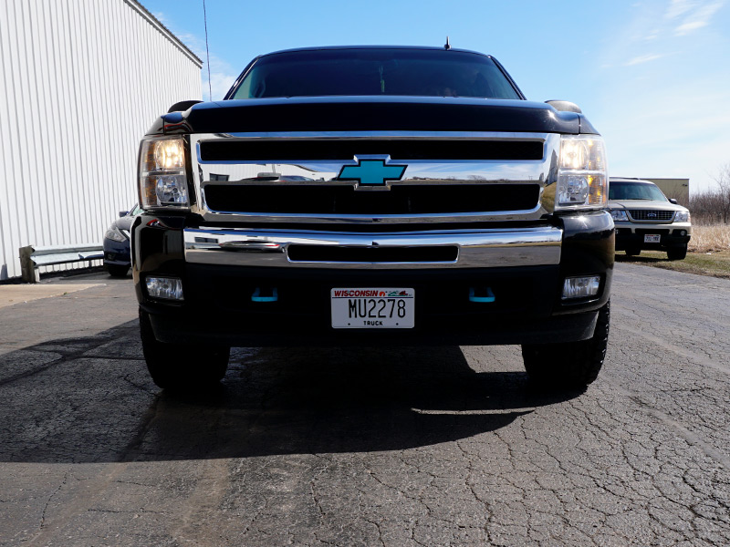 6 Inch Lift Kit For Chevy 1500 4wd >> 2010 Chevrolet Silverado 1500 18x9 Fuel Offroad Toyo LT285