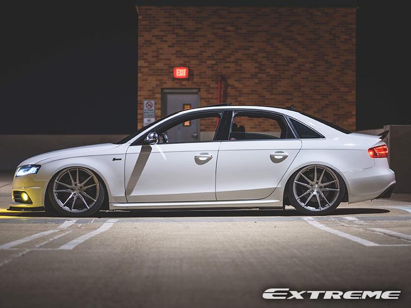 2010 Audi S4 - 20x10 Rohana Wheels 245/45ZR20 Nitto Tires
